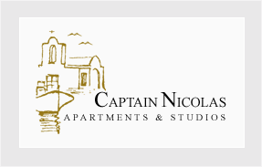 Captain Nicolas Hotel, Naoussa, Paros, Cyclades Islands, Greece